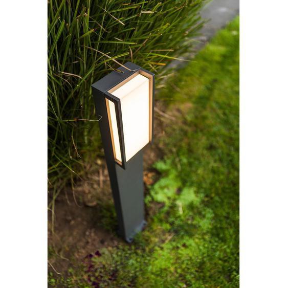 Lutec LED-Wegeleuchte Qubo EEK: A+