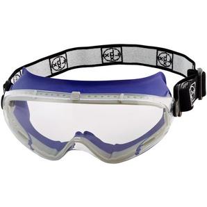 LUX Schutzbrille mit Band Grau