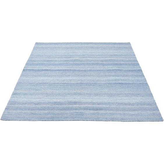 LUXOR living Teppich Bodo, rechteckig, 15 mm Höhe, In- und Outdoor geeignet, Wohnzimmer B/L: 160 cm x 230 cm, 1 St. blau Wohnzimmerteppiche Teppiche nach Räumen