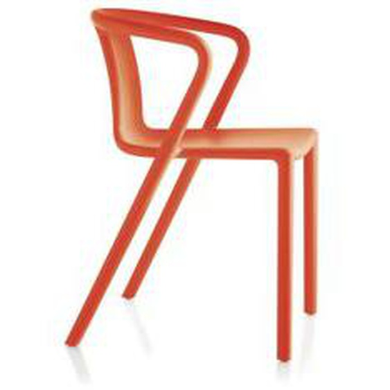 Magis - Air-Armchair Armlehnstuhl, orange
