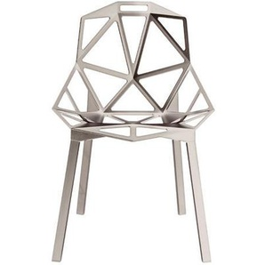 Magis - Chair One - weiss - outdoor