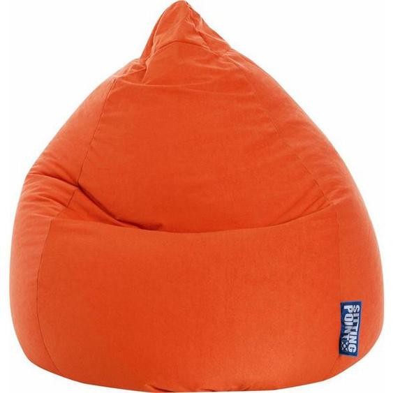 Magma Heimtex Sitzsack »EASY XL«, orange