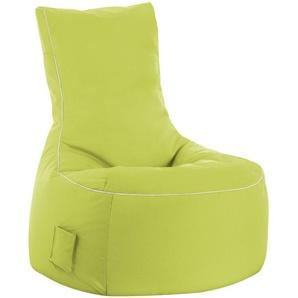 MAGMA Sitzsack, Grün, Stoff