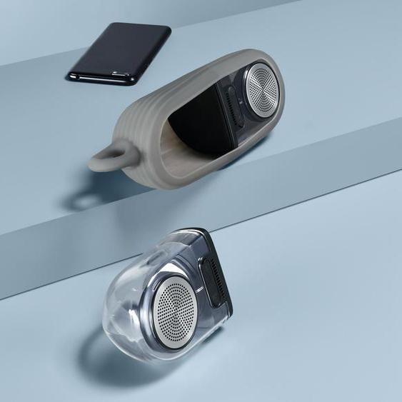Magnetischer TWS-Bluetooth®-Lautsprecher - schwarz -