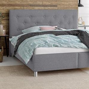 Maintal Polsterbett, auch mit Bettkasten erhältlich
