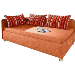 relaxliegen polsterliegen in rot preisvergleich moebel 24. Black Bedroom Furniture Sets. Home Design Ideas