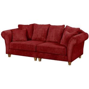 Maison Belfort Bigsofa Colares Rot Cord 216x83x88 cm