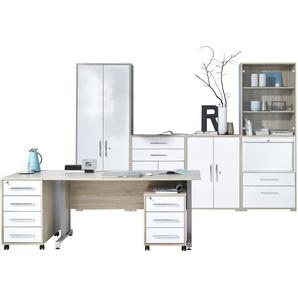 Maja Möbel Büro-Set »1202«, (Set, 6-tlg)