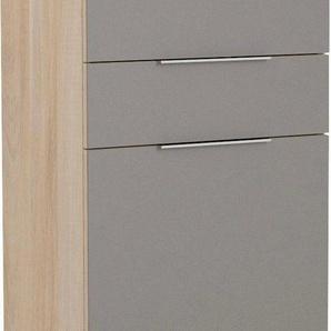 Schuhschrank »SHINO Garderobe« Oberplatte in 28mm starkem Holz, Schubladen mit Filzeinlagen