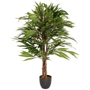 MANGO | Kunstpflanze - Grün