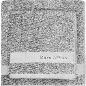 Badetuch »Melange«, Marc OPolo Home, mit Logostickerei