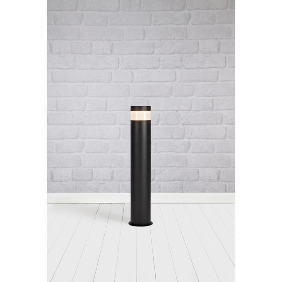 Markslöjd LED-Pfahlleuchte Regal Schwarz EEK: A