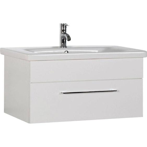 MARLIN Waschtisch, 3400 Basic Einheitsgröße weiß Waschtische Badmöbel