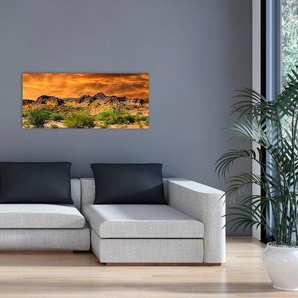 MARMONY Infrarotwandheizgerät »Adventure Rocks MTC-40«, Naturstein, 800 W, beige