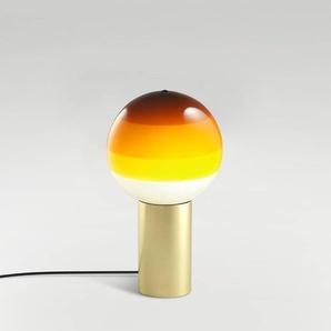 Marset Dipping Light LED Tischleuchte, Messing gebürstet