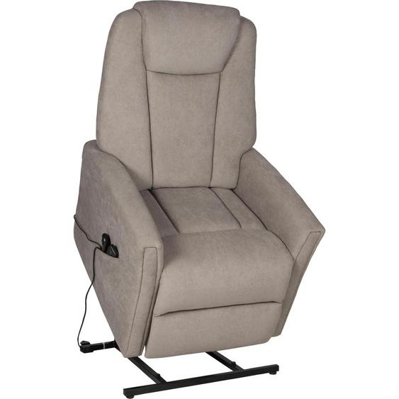 Massage-Sessel »Eston«, 80x80x91 cm (BxHxT), mit Federkern, Duo Collection, Material Taschenfederkern