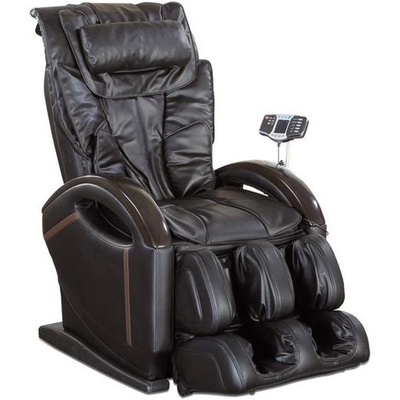 Massage- und Aufstehsessel »Sensus«  schwarz