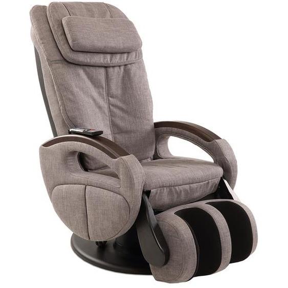 Massagesessel »Komfort Deluxe«, Stoff graumeliert