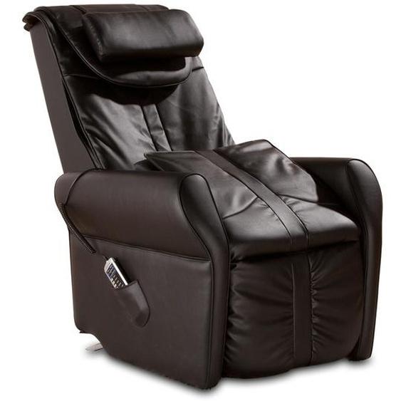 Massagesessel »Novum« schwarz