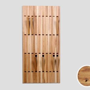 Massivholz Piaforte Spiegel / Schwarz lackiert