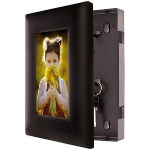 MASTER LOCK Schlüsselkasten »Mit 5 Schlüsselhaken«, Stahl, mit 10 x 15 cm großem Bild