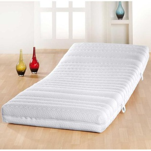 Matratze mit Komfortschaumkern Frottee-Stretch-Bezug