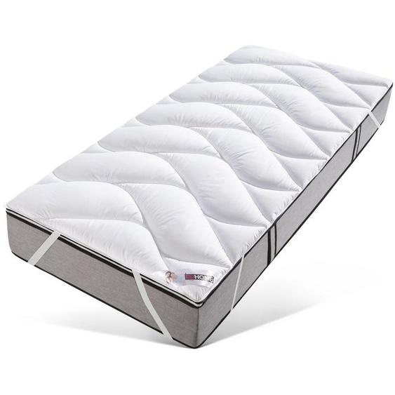 Matratzenauflage »Antibac«, FAN EXCLUSIV, 3 cm hoch, Kunstfaser, einzeln oder im Spar-Set, kochfest bis 95 °C