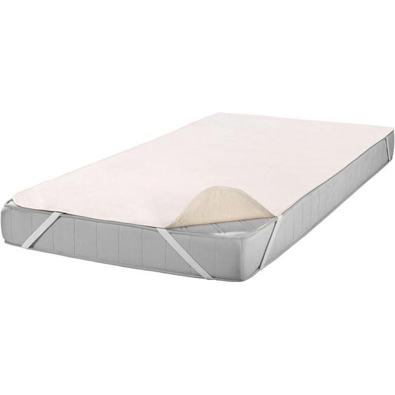 Matratzenauflage »Matratzenauflage Molton Spann, SETEEX, Baumwolle«, SETEX, (Spar-Set), im günstigen 2er- oder 4er-Set