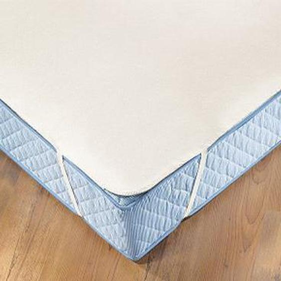 Matratzenauflage »Molton«, Dormisette Protect & Care, Baumwolle