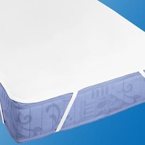 Matratzenauflage »Molton Premium mit Silberausrüstung«, BIBERNA