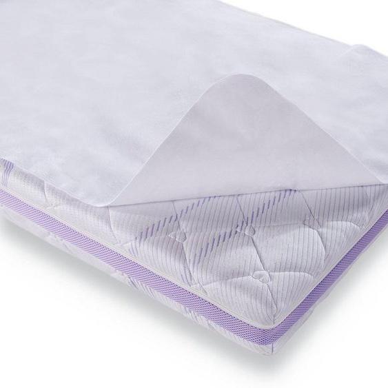 Matratzenauflage »Moltonauflage«, Träumeland, 0,5 cm hoch, Baumwolle, wasserdicht