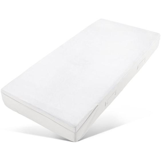 Matratzenersatzbezug »Chris« my home, Mit kühlender Sommer- & wärmender Winterseite für Matratzen von 19-22cm