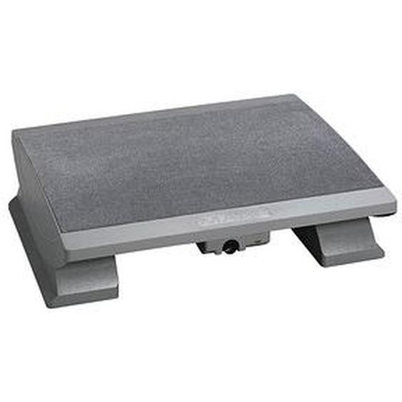 MAUL Fußstütze beheizbar   grau Kunststoff