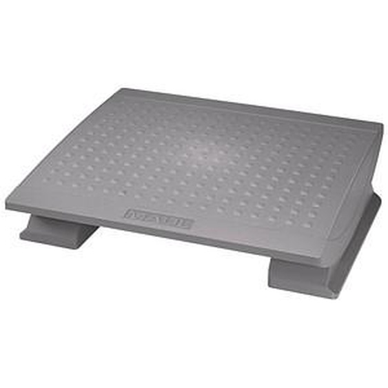 MAUL Fußstütze Funktionell grau Kunststoff