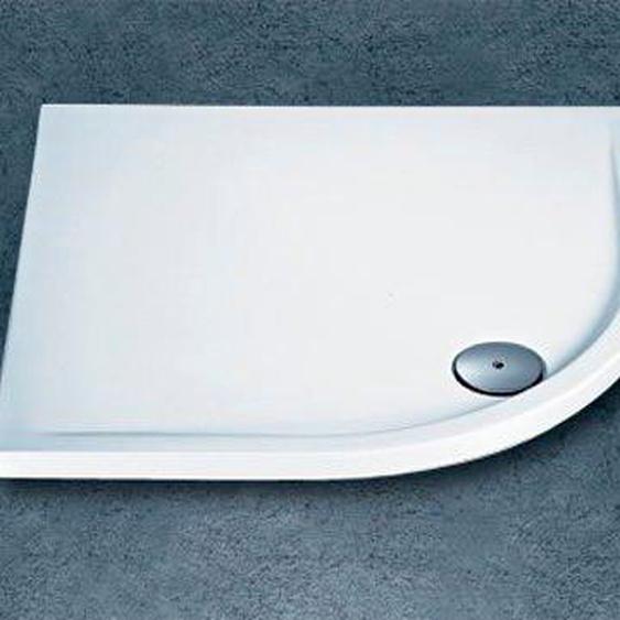 maw Duschwanne »rund«, rund, Sanitäracryl, BxT: 90 x 90 cm