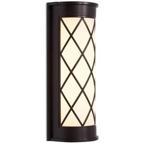 Mawa Design - Grunewald Außenwandleuchte - bronze metallic - ohne Downlight