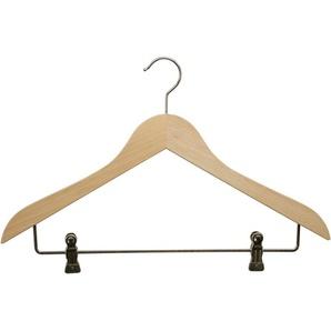 MAWA Kleiderbügel »Business 45/K«, (Set, 10-tlg)