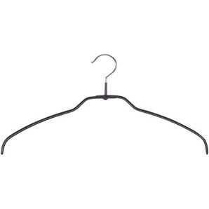 MAWA Kleiderbügel »Silhouette light 42/FT«, (Set, 10-tlg), Trockenbügel, mit Edelstahl-Haken für den Außenbereich und Feuchträume