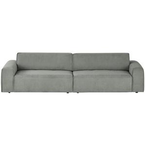 Max Schelling Big Sofa  Life ¦ grau ¦ Maße (cm): B: 296 T: 120