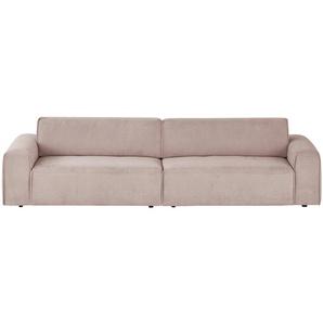 Max Schelling Big Sofa  Life ¦ rosa/pink ¦ Maße (cm): B: 296 T: 120