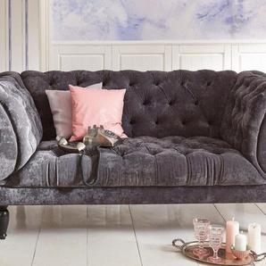Max Winzer® Chesterfield 2-Sitzer Sofa »Isabelle«, mit edler Knopfheftung, Breite 200 cm
