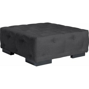 Max Winzer® Sessel »York«, mit Knopfheftung, Breite 130 cm