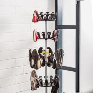 Maximex Schuhkarussell, 5 Rondelle, 30 Paar Schuhe