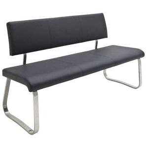MCA Arco Sitzbank 175cm Schwarz