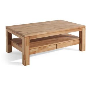 MCA Couchtisch, Kernbuche, Holz