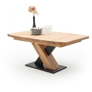 MCA furniture Säulen-Esstisch »Mendoza«