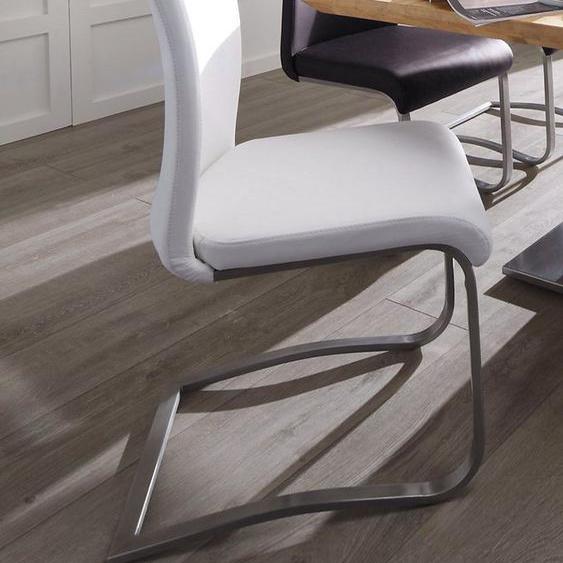 MCA furniture Freischwinger »Arco« (Set, 2 Stück), 2er-, 4er-, 6er-Set, Stuhl belastbar bis 130 Kg