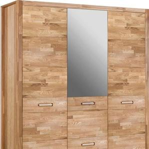 MCA furniture Garderobenschrank »Fenja« Breite 175 cm