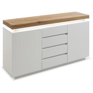 MCA Kommode ,Weiß ,Holz