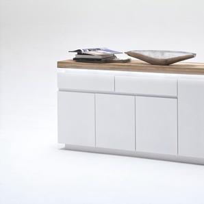 MCA Sideboard ,Weiß ,Holz